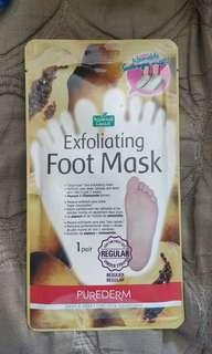 Exfoliating Mask for Foot