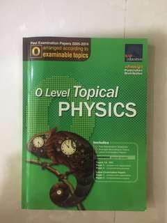 Olevel Topical Physics tys
