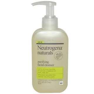 BNIB Neutrogena Naturals