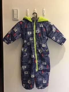 日本精品Blue Mart兒童雪衣