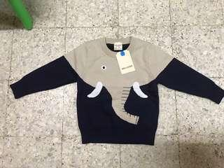 [New] Elephant cardigan