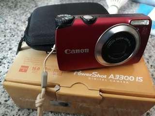Canon A3300