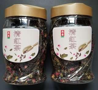 啟泰清紅茶2樽 (全新未開)
