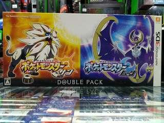 Pokemon sun and moon package (Japan)