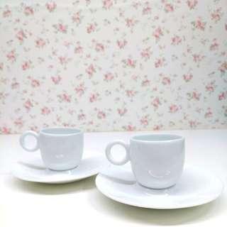 🚚 法國瓷器 LEGLE espresso咖啡杯