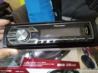 REPRICED! Pioneer Car Stereo IPOD/USB