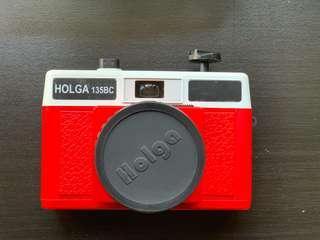 Holga Lomograohy 135 BC camera