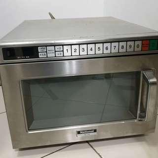 National NE-1756商用微波爐