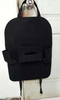 🚚 車用椅背收納袋