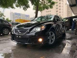 2010 TOYOTA MARKX FACELIFT S Package