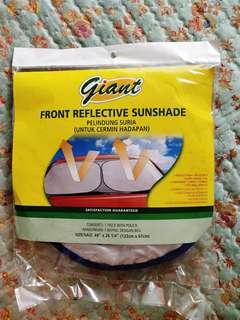 Sunshade cover