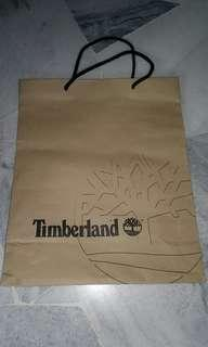 Timberland Paper Bag # NEW99