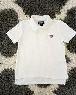 Chaps t shirt
