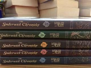 Spiderwick chronicles set