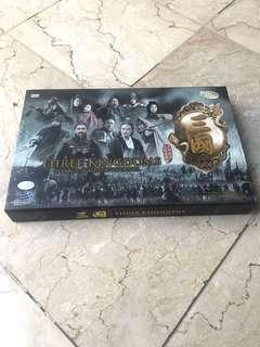 DVD Three Kingdoms - Original (24 DVD)