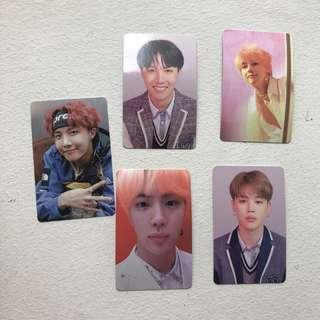 BTS PC CLEARANCE