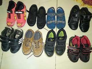 Sepatu ori 2-4 tahun grab it fast..