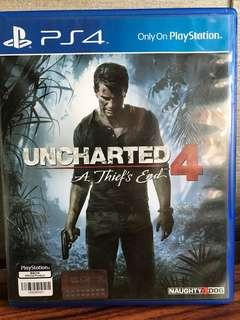 UNCHARTERED 4,  A Thief's End