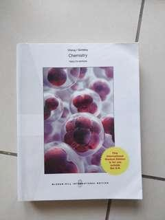 Chemisty 12th Edition Chang/Goldsby