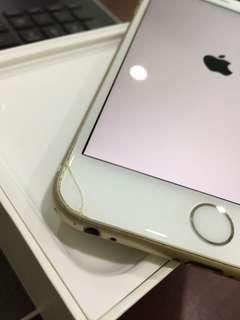 iPhone 6 Plus 64gb gold (used)