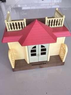 Calico Critters building.