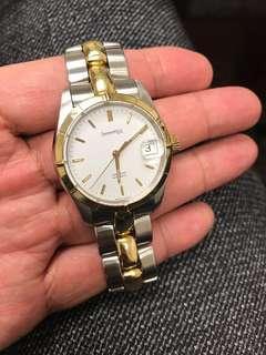 Eberhard Aquadate 金銀潤自動手錶