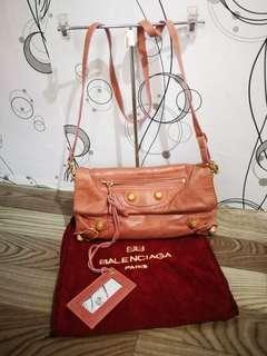 BALENCIAGA INSPIRED Crossbody Bag