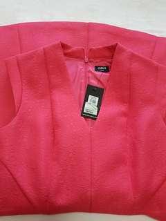 BN Oasis Dark Pink Dress