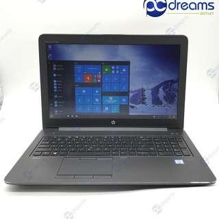HP ZBOOK 15 G3 (M9R64AV) [PREMIUM REFRESHED] [PC Dreams Outlet]