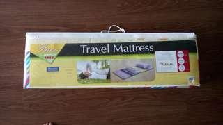 Brand New Foldable Mattress for Travel Guest or Baby