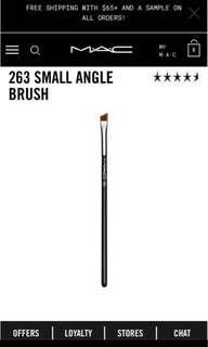 MAC 263 Angle Brush