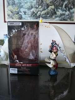 Final Fantasy 13 Static Arts Bust - Lightning