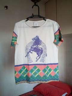 Mango Summer T-Shirt S