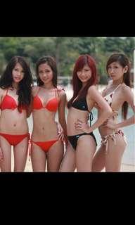 Hiring Female Models.