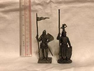 Crusader knights 2  metal items十字軍冇事兩個合金