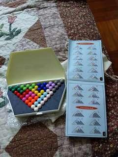 IQ puzzle 拼圖遊戲 益智遊戲 小朋友玩具 訓練IQ遊戲