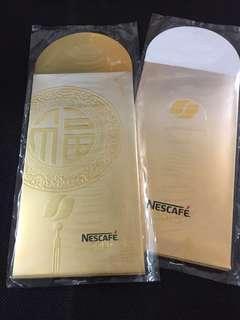 2019 Angpow - Nescafé Gold
