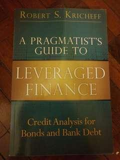 A Pragmatist's Guide to Leveraged Finance