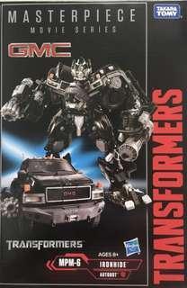 Transformer tf master piece MPM ironhide