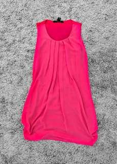 Customized Pink Tank Top