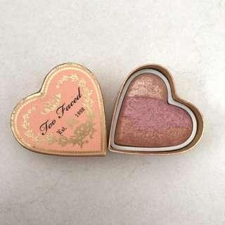 Too Faced Perfect Flush Blusher