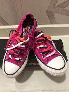 Authentic Girl Converse Shoe