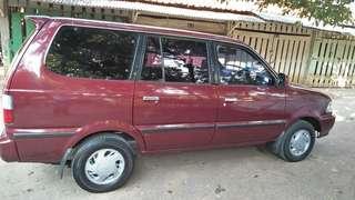 Jual mobil kijang lgx 2.0 tahun 2001