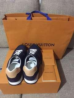 Brand new Authentic LV sneakers size 9