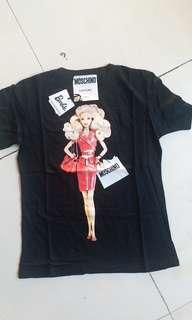 Kaos moschino barbie