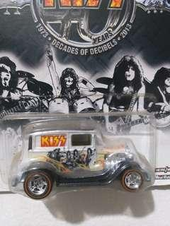 Hot Wheels KISS 40 years A-Ok