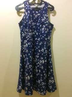 Dress H&M Navy