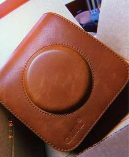 Instax square SQ10 Hybrid Instant leather case