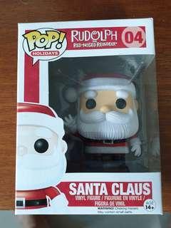 Funko pop Santa