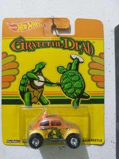 Hot Wheels Grateful Dead Volkswagen Baja Beetle